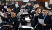 Замын цагдаагийн алба хаагчид дохионы хэл сурч байна
