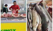 """""""Энх"""" худалдааны төвд тул загас зарж байсан хүнийг илрүүллээ"""