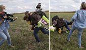 Дүрвэгчийг дэгээдэж унагасан зураглаачид ял оноожээ