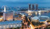 Тойм: Сингапурт зорчиж байгаа иргэдэд анхааруулга хүргэж, Г.Мандахнаран медалиа гардаж авсан өдөр