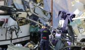 Автобус осолдож 13 хүн нас баржээ