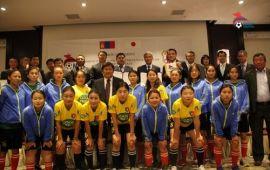 Хөлбөмбөгийн охидын баг өнөөдөр Тайландын багтай тоглоно