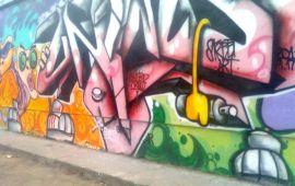 Олон улсын Графити уран бүтээлчид үзүүлбэрээ сонирхуулна