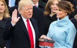 ФОТО: Дональд Трамп тангараг өргөх ёслол