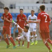 Монголын хөлбөмбөгчин хүү дэлхийн нэр хүндтэй тэмцээнд оролцож байна
