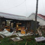 Аадар борооны улмаас Өвөрхангай аймагт 47 айлын хашаа, 11 гэр нурж эвдэрсэн байна