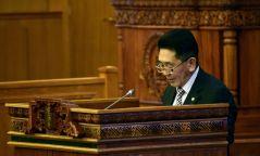 Засгийн газрын гишүүнийг чөлөөлж, Монгол Улсын 2019 оны төсвийн тухай хуулийн төслийг хэлэлцэж эхэллээ