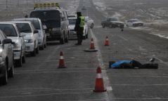 Зам тээврийн ослын улмаас таван хүний амь нас хохирчээ