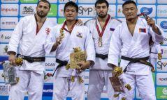 Баку 2018: Л.Отгонбаатар хүрэл медаль хүртлээ