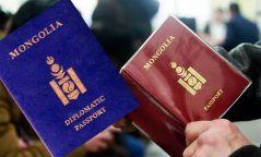 Дипломат албан паспортууд хүчингүй болно