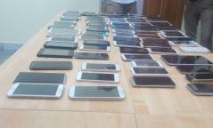 70 орчим гар утас хулгайлсан этгээдийг баривчилжээ
