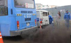 Утаа тортгийн хэмжээ хэтэрсэн зөрчилтэй автобус нийтийн тээвэрт явж байжээ