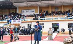 Х.Баттулга: Мөнх тэнгэрийн хүчин дор Монгол наадам өнөд оршиг