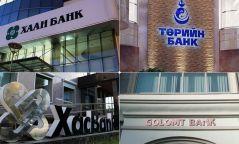 Наадмын өдрүүдэд ажиллах банкуудын цагийн хуваарь