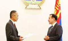 Монгол улс японд 100 мянган ам.долларын хүмүүнлэгийн тусламж үзүүлнэ