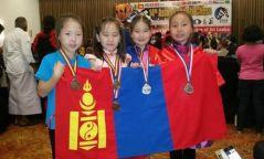 Шатарчин охид Монголынхоо нэрийг дэлхийд дуурсгалаа