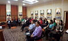 Монголын эмэгтэйчүүдийн холбоо Монголбанктай хамтран санхүүгийн боловсрол олгох сургагч багш бэлтгэж байна