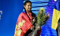 М.Анхцэцэг ДАШТ-ээс хүрэл медаль хүртэв