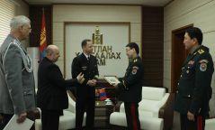 Монгол Улс, ХБНГУ-ын Батлан хамгаалах яамд хоорондын зөвлөлдөх уулзалт боллоо