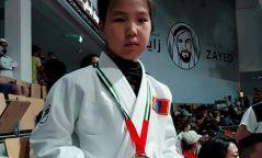Монгол охин Абу Дабид төрийн дууллаа эгшиглүүлэв