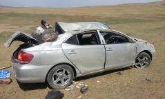 Зам тээврийн ослын улмаас дөрвөн хүний амь эрсэдлээ