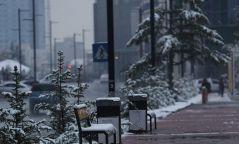 AНХААР: Ихэнх нутгаар нойтон цас орж хүйтэрнэ