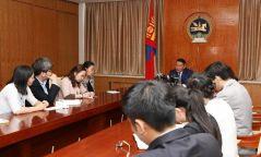 Х.Баттулга: БНХАУ-ын дарга Ши Жиньпин ШХАБ-ын гишүүн орнуудад зориулан 30 тэрбум юанийн шугам нээхээ зарласан