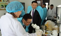 Хүнсний аюулгүй байдлын лабораториудыг олон улсын түвшинд хүргэх шаардлагатай