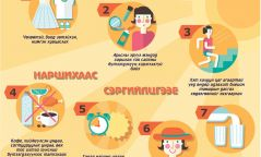 ЗӨВЛӨГӨӨ: Наршихаас сэргийлэх 7 алхам