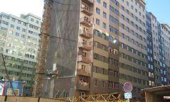 """""""Алтай констракшн""""-ы """"Саруул"""" хорооллын барилгын ажилд аюулгүй байдлыг хангаж ажиллаж шаардлага хүргүүлж байжээ"""
