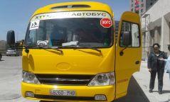 Хүүхэд тээвэрлэх автобусанд үзлэг, шалгалт хийлээ