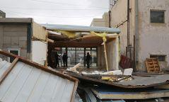 ХСҮТ-ийн зүүн талд зөвшөөрөлгүй өргөтгөсөн барилгыг албадан буулгаж орц гарц нээв