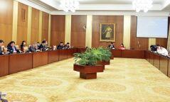 ЭЗБХ: Улсын Их Хурлын тогтоолын төслүүдийг хэлэлцэв