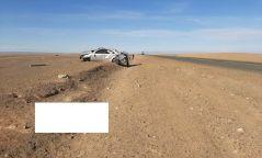 СЭРЭМЖЛҮҮЛЭГ: Орон нутгийн замд машин онхолдож, найман сартай хүүхэд энджээ