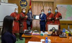 """Ө.Энхтүвшин: """"The hu"""" хамтлаг дэлхийд монголын нэрийн хуудас болж байна"""