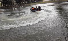 Болзошгүй үерийн аюул, усны ослоос урьдчилан сэргийлэхийг анхааруулж байна
