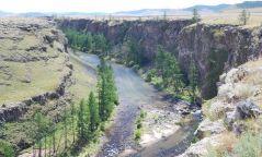 Чулуут, Суман, Орхон зэрэг голын усны түвшин олон жилийн дунджаас 10-60 см бага байна