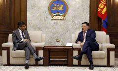 Азийн хөгжлийн банкнаас 1.5 сая ам.долларын буцалтгүй тусламжийг Монгол Улсад олгохоор болжээ