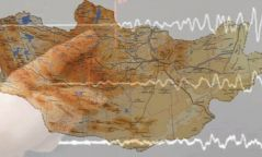 Говь-Алтай аймагт 4.6 магнитудын хүчтэй газар хөдлөлт болжээ