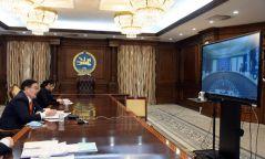 """УИХ-ын дарга Г.Занданшатар Ази, Номхон далайн орнуудын парламентчдын форумын """"COVID-19"""" виртуал хуралд оролцлоо"""