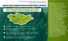 Инфографик: Монгол Улсын Үндсэн хуульд оруулсан нэмэлт, өөрчлөлт