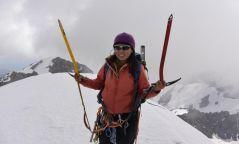 Б.Гангаамаа: К2 ууланд авирчсан уулчдын ардМонголын далбаа байхад нь би үнэхээр омогшсон