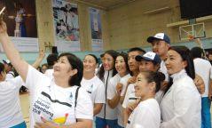 Азийн зуны спортын 18 дугаар наадамд оролцох баг тамирчдыг гаргаж өглөө