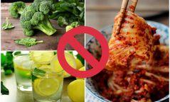 Хольж идэж болохгүй хүнсний бүтээгдэхүүнүүд