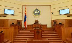 Үндсэн хуулийн өөрчлөлтийг хууль, журмын дагуу хэлэлцүүлтэл чуулганы хуралдааныг орхилоо