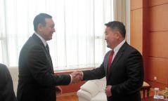 Ерөнхийлөгч Х.Баттулга Киргиз Улсын Ерөнхий сайдын тусгай элчийг хүлээн авч уулзлаа