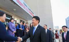 У.Хүрэлсүх: Монгол Улсын Засгийн газар Мэргэжилтэй боловсон хүчин бэлтгэх бодлогыг тууштай дэмжин, хэрэгжүүлэх болно