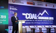 """Нүүрсний салбарын өнгийг тодорхойлох """"Coal Mongolia-2019"""" чуулга уулзалт эхэллээ"""