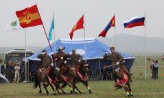 """""""Аравт"""" морин цэргийн уралдаанд Монгол Улсын Зэвсэгт хүчний баг тэргүүллээ"""