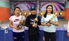 ОУХМ Э.Даваахүү Монгол Улсын рекордыг шинэчилжээ